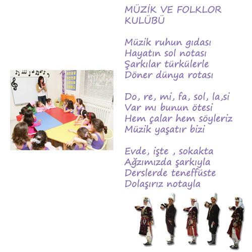 Müzik ve folklor kulübü