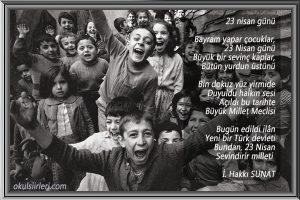 Resimli şiir kartları okulsiirleri.com